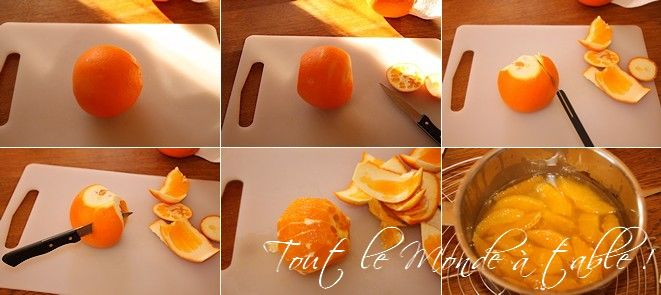 B che de no l l 39 orange cr me p tissi re grand marnier - Decorer une buche de noel ...