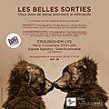 Les belles sorties lille métropole : danse contemporaine