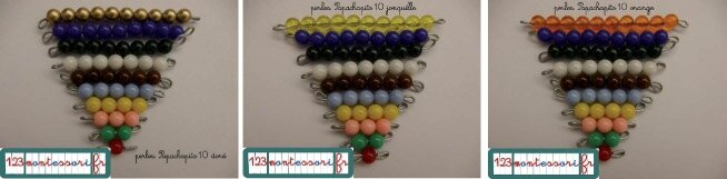 papachapito perles couleurs