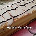 Mille feuilles ( thermomix )