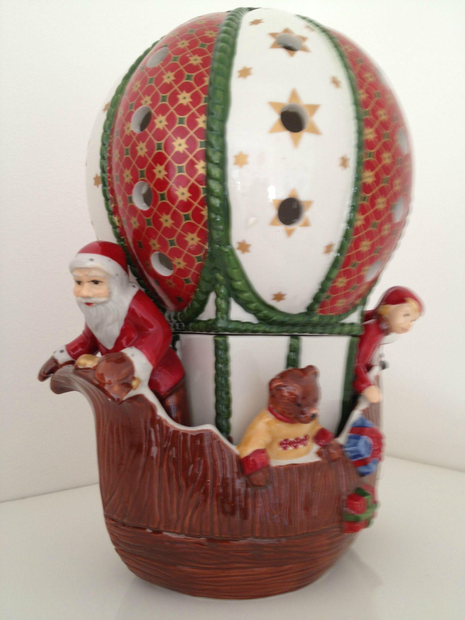 Père Noël Villeroy & Boch - Ma Collection de Crèches & Santons