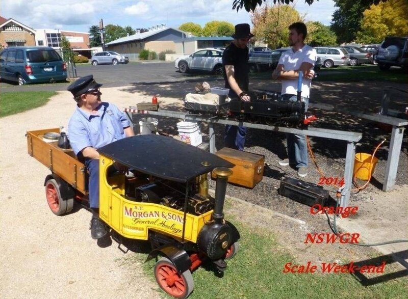 0115 Australie Orange NSW Miniature Railway Matthews Park 2014 B-P
