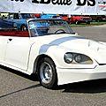 Citroen DS cabriolet custom (Rencontre de véhicules anciens à Achenheim) 01
