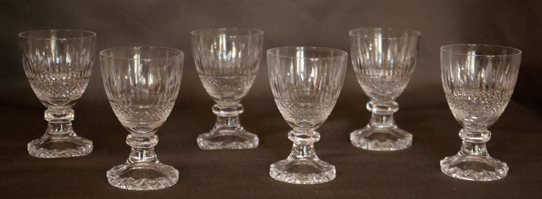 6 verres a liqueur daum france photo de antiquites mes fa ences mes merveilles la boutique. Black Bedroom Furniture Sets. Home Design Ideas