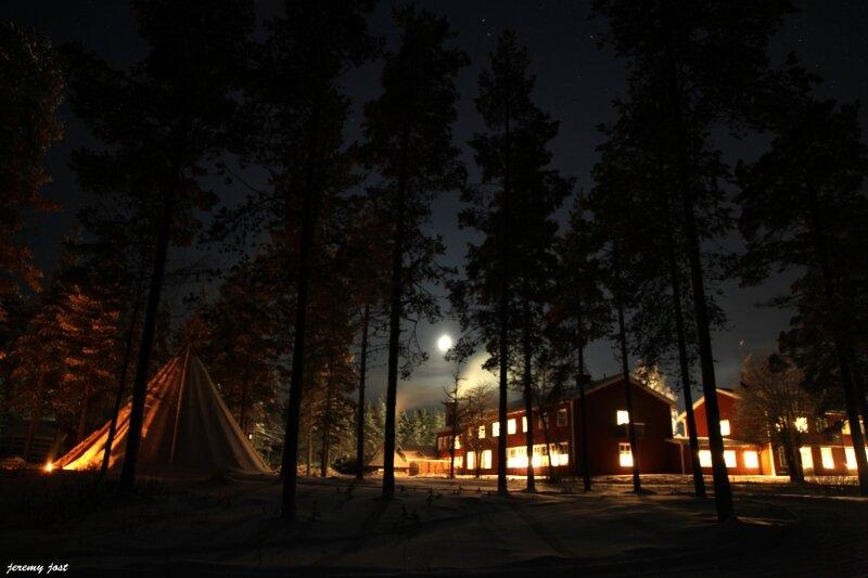 nuit sur forest hotel