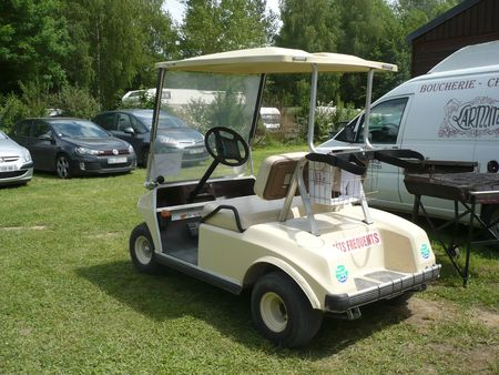 CLUB CAR DS Player voiturette de golf Madine (2)