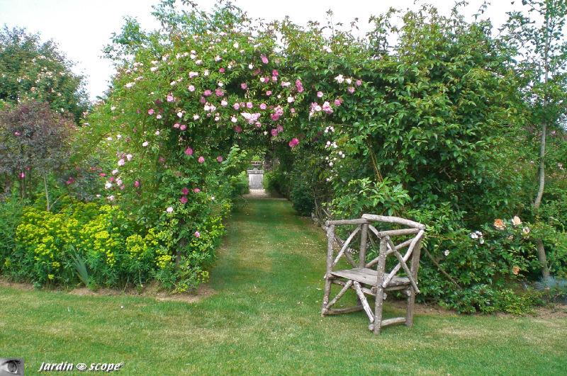 Jardins de Roquelin - 45 Meung sur Loire