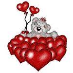 hjertebamse