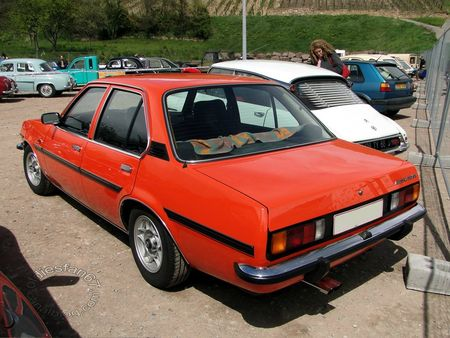 opel ascona b 2,0 sr, 1975 1981, bourse de soultzmatt 2012 4