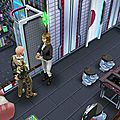 Les sims freeplay - les interactions sociales -