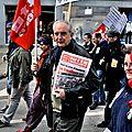 9946 un défilé du 1 mai a dunkerque unicolor