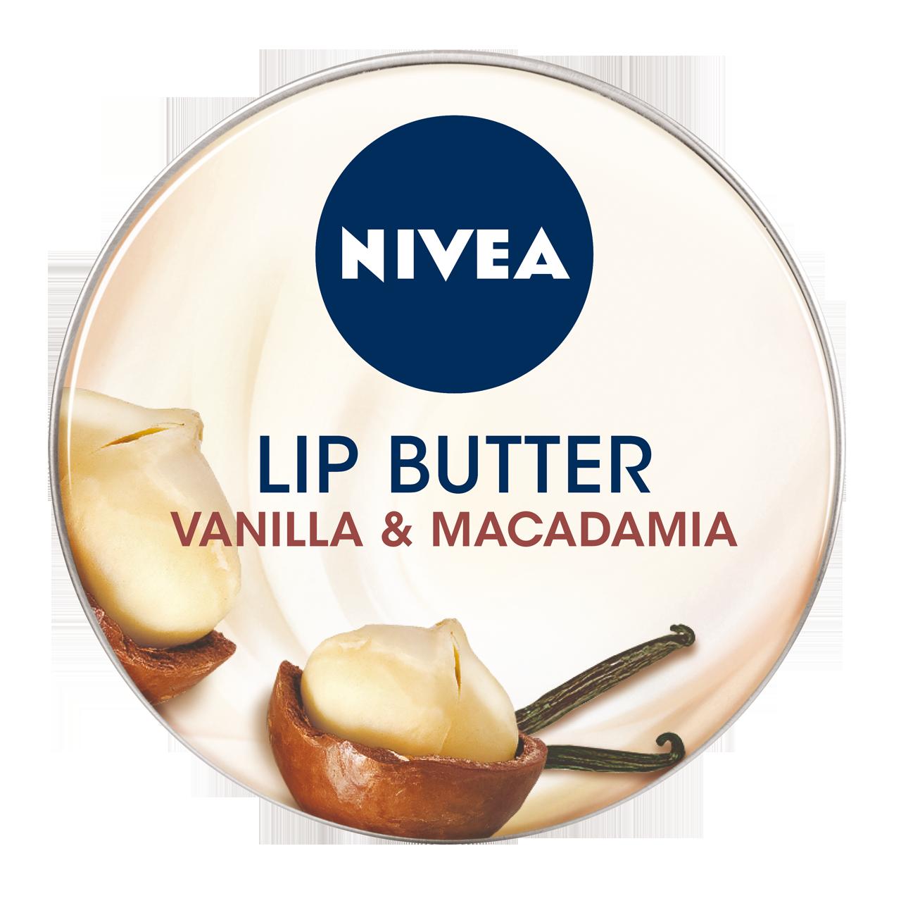 Lip Butter, les nouvelles petites boîtes rondes de Nivea