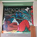 L'expo mexique au grand palais en 12 photos..