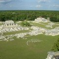 Mayapan - North East View from top of Kukulcan Temple