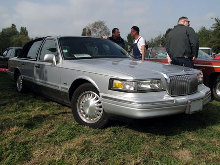 LINCOLN Town Car Landau 1995 1997 Nesles Retro Expo 2009 1
