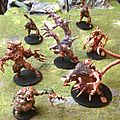 Zombicide speed painting : les gros bestiaux