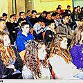 Vendredi 20 février 2015, collège raspail de carpentras: préparation du concours national de la résistance et de la déportation