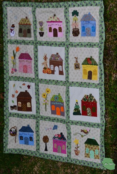 country cottage fini