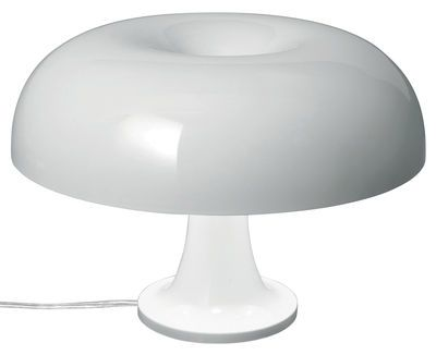 lampe artemide blanc opaque