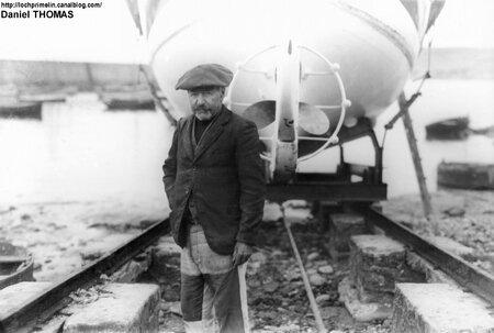 CH13 - Daniel Thomas ancien patron du Paul Lemonnier et Chef de la station HSB du Loch Primelin