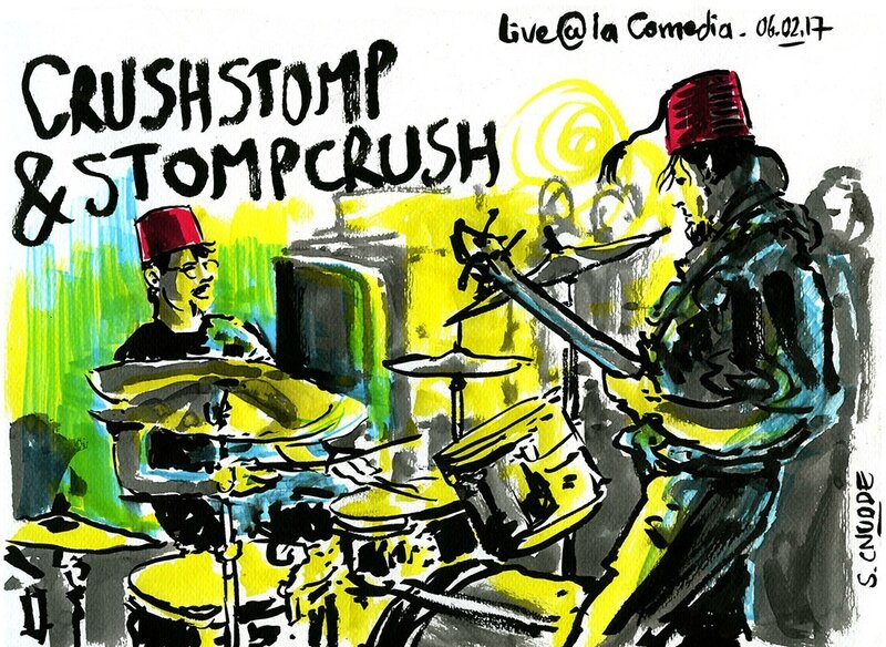 Crushstompcrush