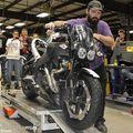 Harley : politique commerciale