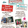 flyer owly-mary-expo-vente-seventies-mars-2014-facebook