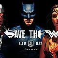 Sdcc 2017 - justice league trailer