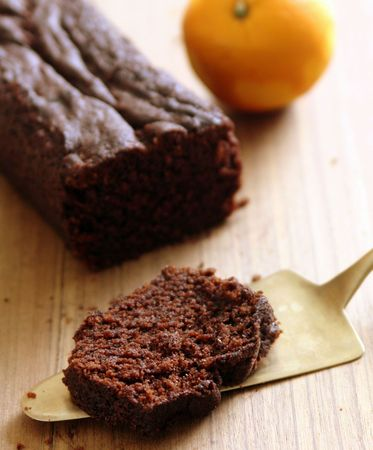 Cake choco-orange