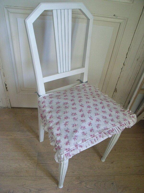 Chaise pour une coiffeuse d coration du bontemps Chaise pour coiffeuse