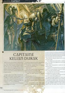 Capitaine Kélian Durak 01 (vol 10)