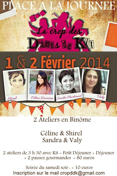 CROP DDK 2014 A LA JOURNEE