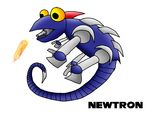 Newtron_for_needlemouse_by_ashthedragon