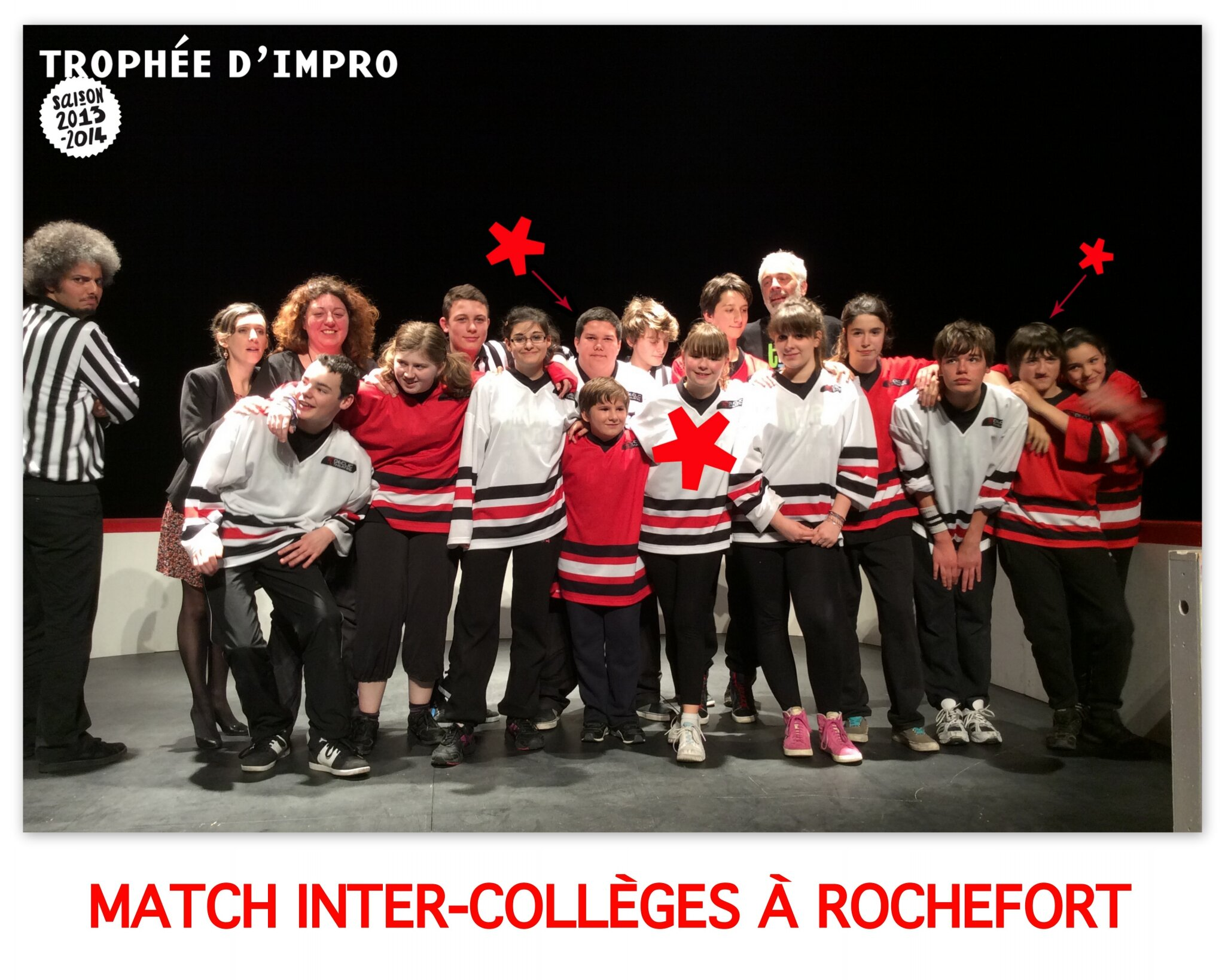 INTER ROCHEFORT TICD4