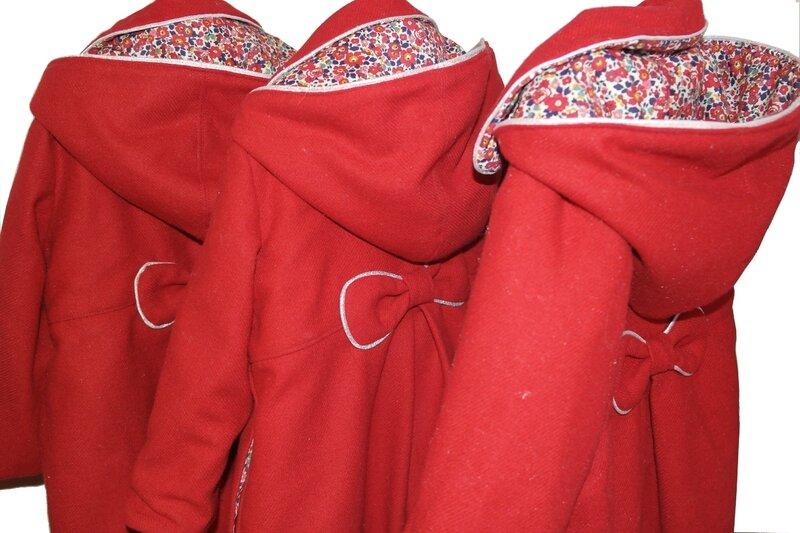 Manteaux rouges Chut Charlotte (2)