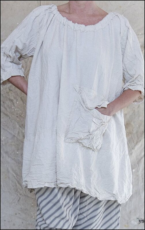 Antoinette Painter's Smock 240 Natural Cotton .01.jpg