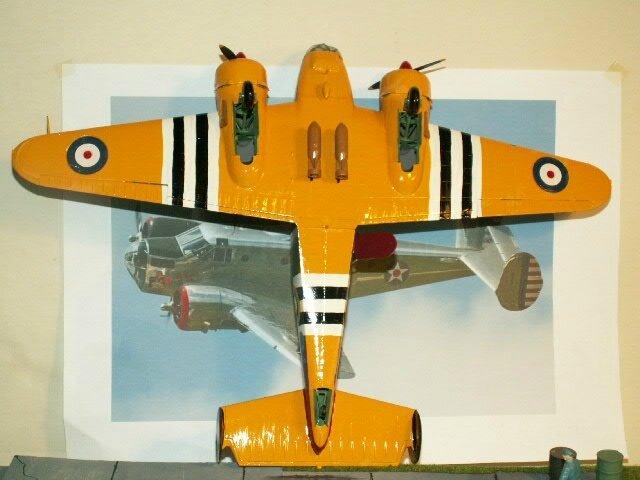 avion Beechcraft Kansanah 11 (10)