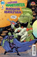 martian manhunter marvin the martian