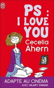 3) P_S_ I love you, Cecelia Ahern
