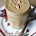 Beurre de cacahuètes maison, facile, économique et 100% brut