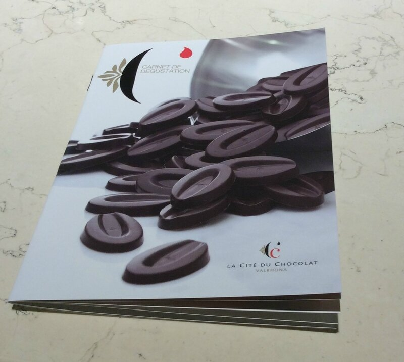 catalogue Valrhona