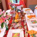 TABLE HAWAI