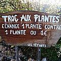 Troc aux plantes permanent