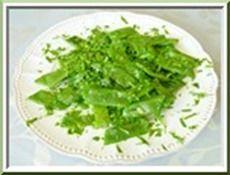 haricots coco plats