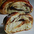 Pull apart bread ou monkey bread 2eme version pour le #defiboulange