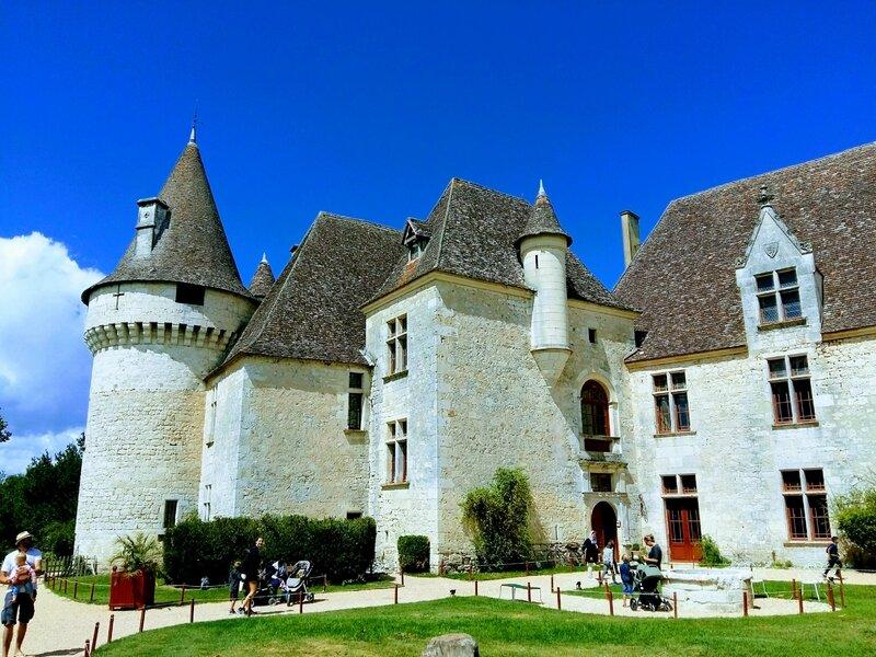 château bridoire dordogne