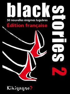 Boutique jeux de société - Pontivy - morbihan - ludis factory - Black stories 2