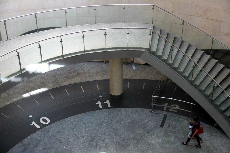 1-Horloge Gare St Lazare_6239