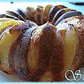 Kougelcake aux poires