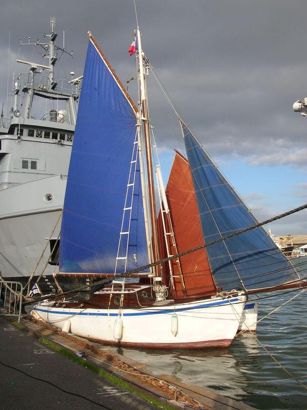 le port de ST.Nazaire